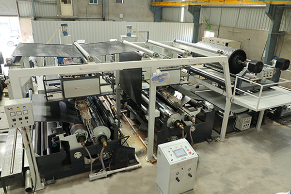 extrusion lamination plants in india