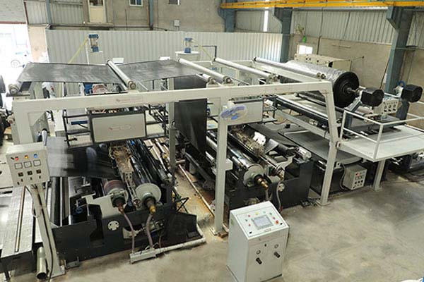 extrusion lamination plant manufacturer in ahmedabad