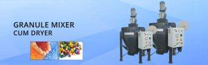 Granule Mixer Cum Dryer In Gujarat