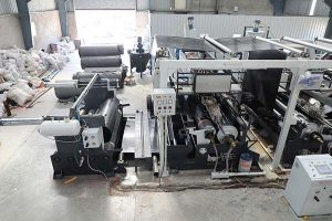 wide width extrusion lamination plant in india